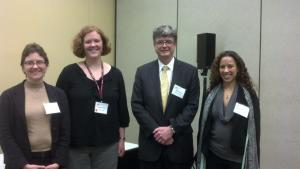 panelists JMM 2014